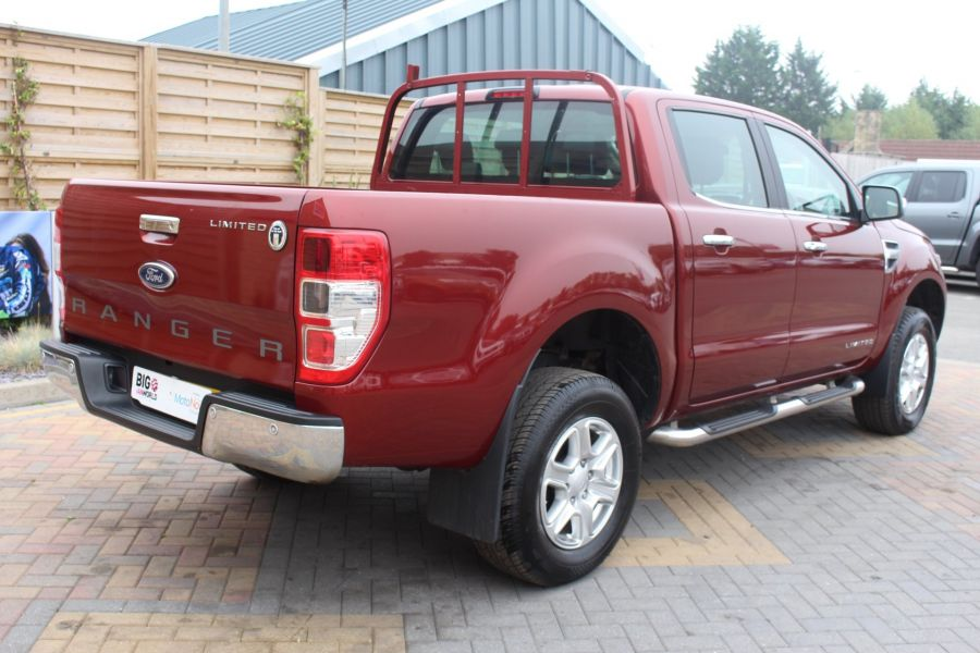 FORD RANGER TDCI 150 LIMITED 4X4 DOUBLE CAB - 8027 - 5