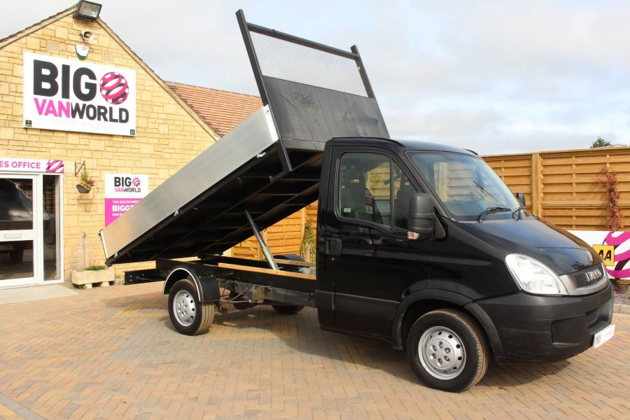 IVECO DAILY 35S13 ALLOY TIPPER - 5431 - 3