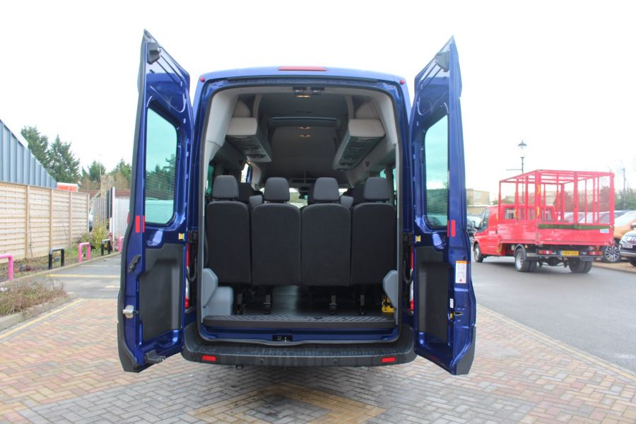 FORD TRANSIT 460 TDCI 125 TREND L4 HIGH ROOF 17 SEAT BUS - 8546 - 26