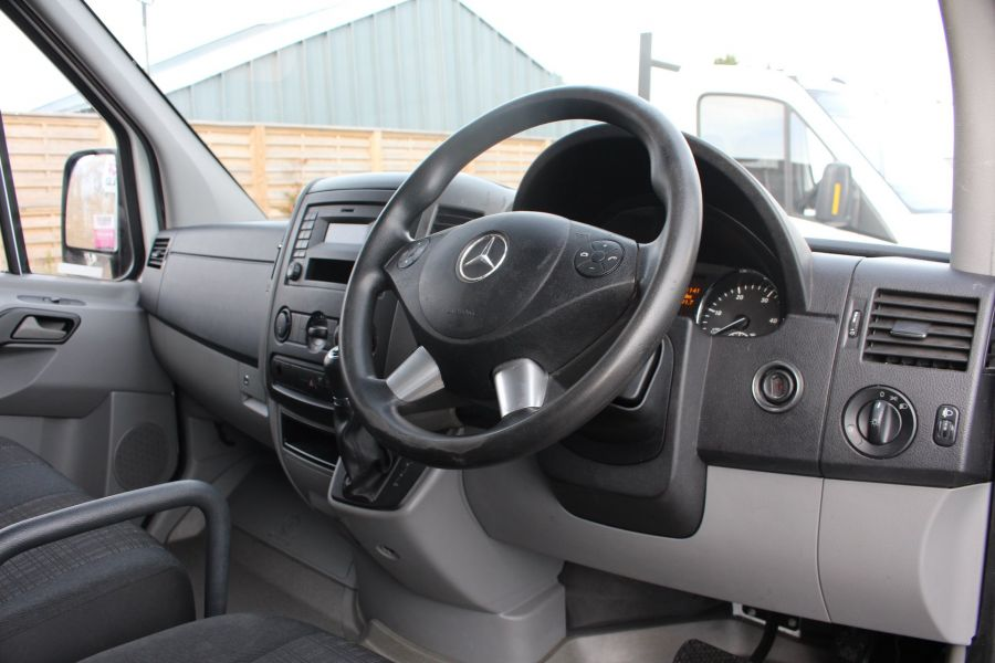 MERCEDES SPRINTER 313 CDI 129 MWB SINGLE CAB NEW BUILD ALLOY DROPSIDE - 9678 - 12