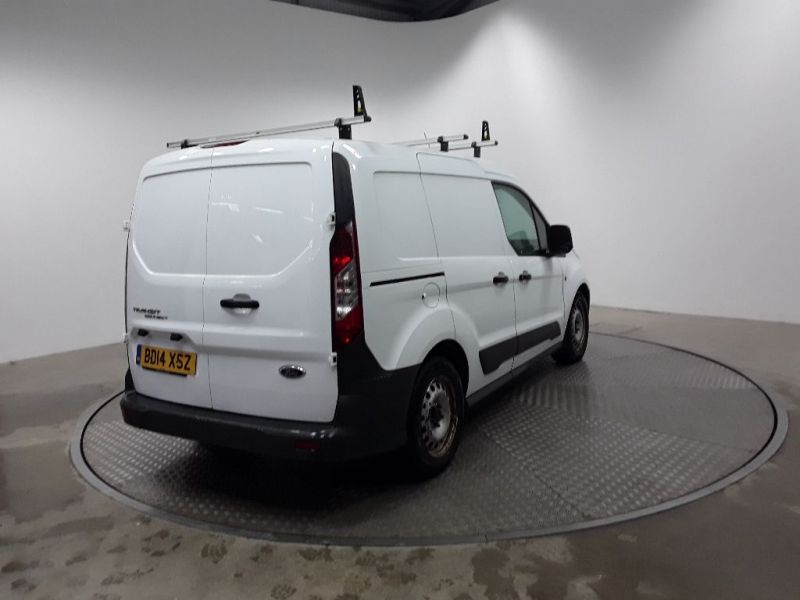 FORD TRANSIT CONNECT 220 TDCI 75 L1H1 DOUBLE CAB 5 SEAT CREW VAN SWB LOW ROOF - 11560 - 3