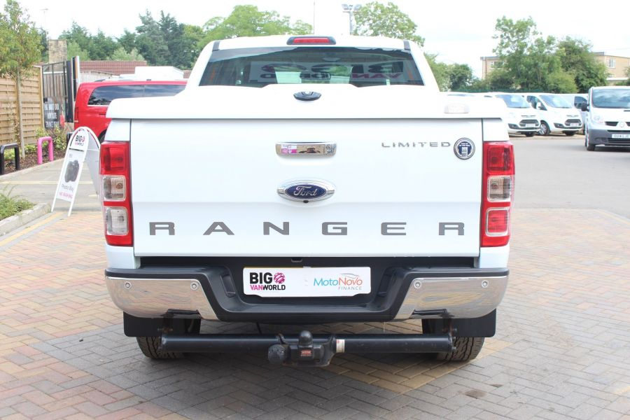 FORD RANGER 2.2 TDCI LIMITED 4X4 DOUBLE CAB WITH MOUNTAIN TOP - 6374 - 6