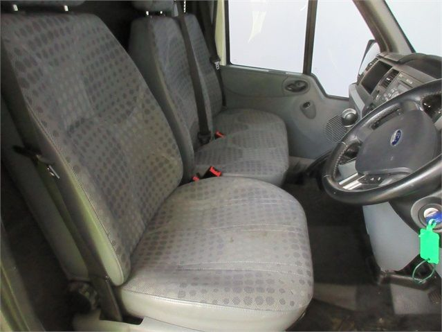 FORD TRANSIT 350 TDCI 125 TREND LWB MEDIUM ROOF FWD - 7509 - 9