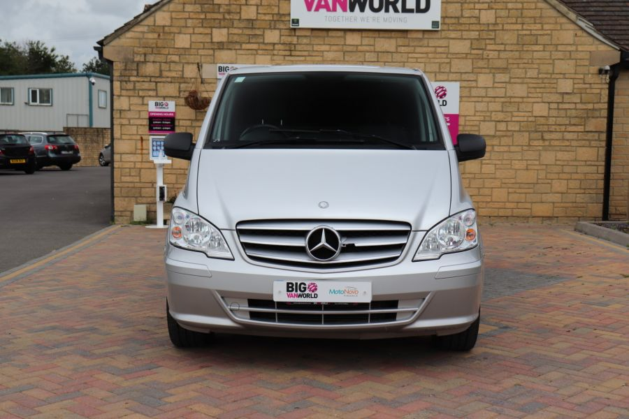 MERCEDES VITO 116 CDI 163 SPORT LWB LOW ROOF - 11041 - 11