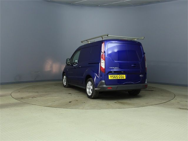 FORD TRANSIT CONNECT 200 TDCI 115 L1 H1 LIMITED SWB LOW ROOF - 7448 - 4