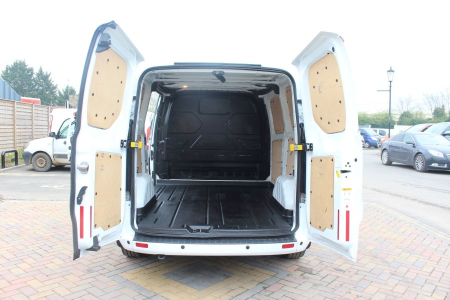 FORD TRANSIT CUSTOM 290 TDCI 155 L1 H1 LIMITED SWB LOW ROOF FWD - 9074 - 21