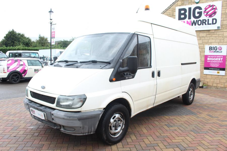 FORD TRANSIT 350 LWB HIGH ROOF 90 - 6424 - 8