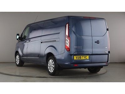 FORD TRANSIT CUSTOM 300 TDCI 170 L2H1 LIMITED LWB LOW ROOF - 11217 - 6
