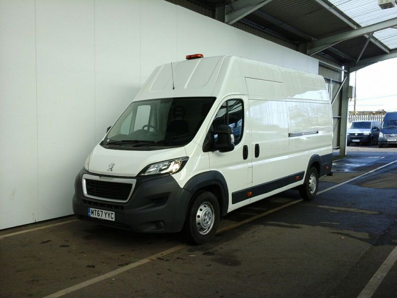 PEUGEOT BOXER 435 BLUE HDI 130 L4 H3 HIGH ROOF - 8622 - 1