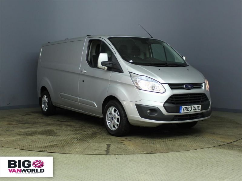 FORD TRANSIT CUSTOM 290 TDCI 155 LIMITED L2 H1 LWB LOW ROOF - 7230 - 1