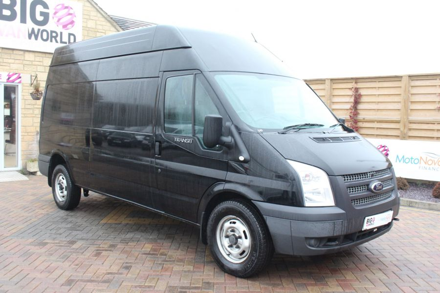 FORD TRANSIT 350 TDCI 100 LWB HIGH ROOF RWD - 7148 - 3