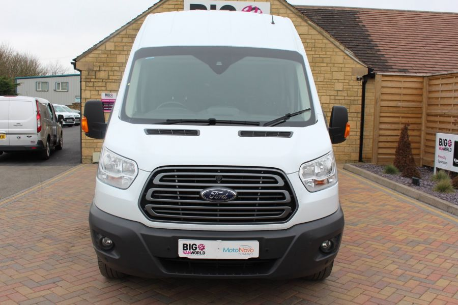 FORD TRANSIT 350 TDCI 155 L4 H3 TREND DOUBLE CAB 7 SEAT CREW VAN JUMBO HIGH ROOF  - 7472 - 9