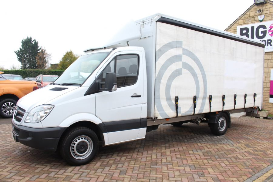 MERCEDES SPRINTER 313 CDI LWB 17FT CURTAIN SIDE BOX - 7006 - 8