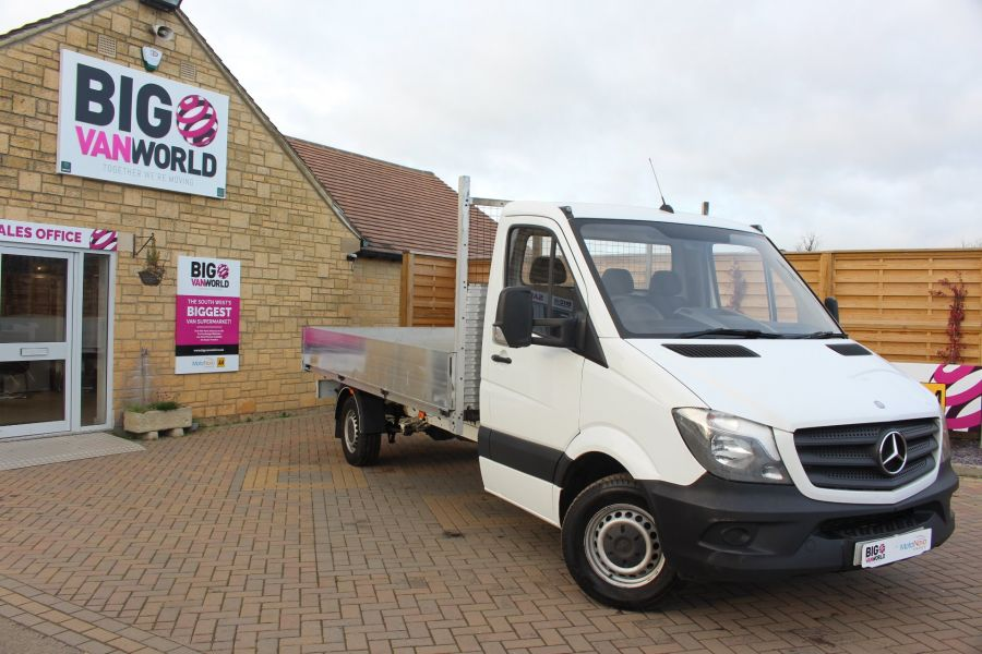 MERCEDES SPRINTER 313 CDI ALLOY DROPSIDE - 6947 - 1