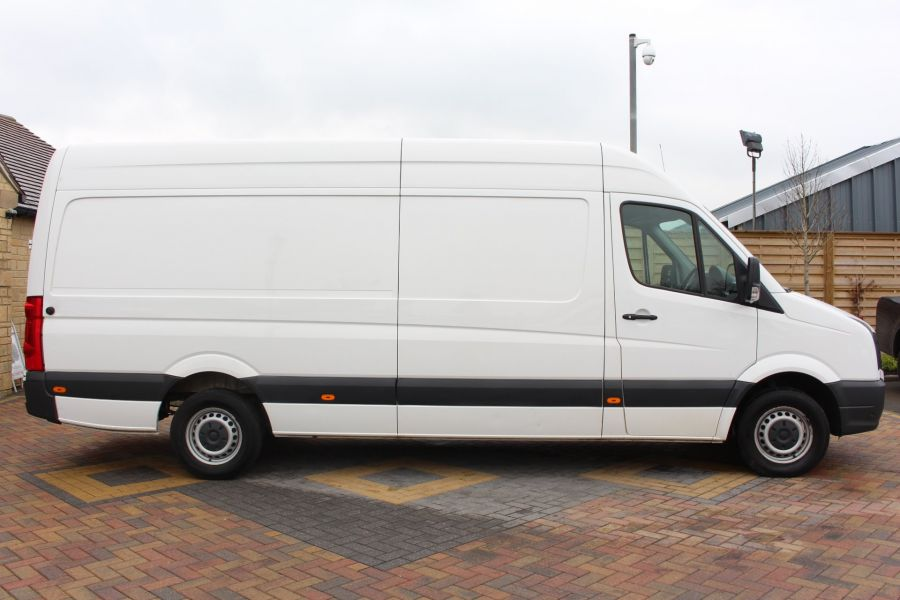 VOLKSWAGEN CRAFTER CR35 TDI 136 LWB HIGH ROOF - 7633 - 4