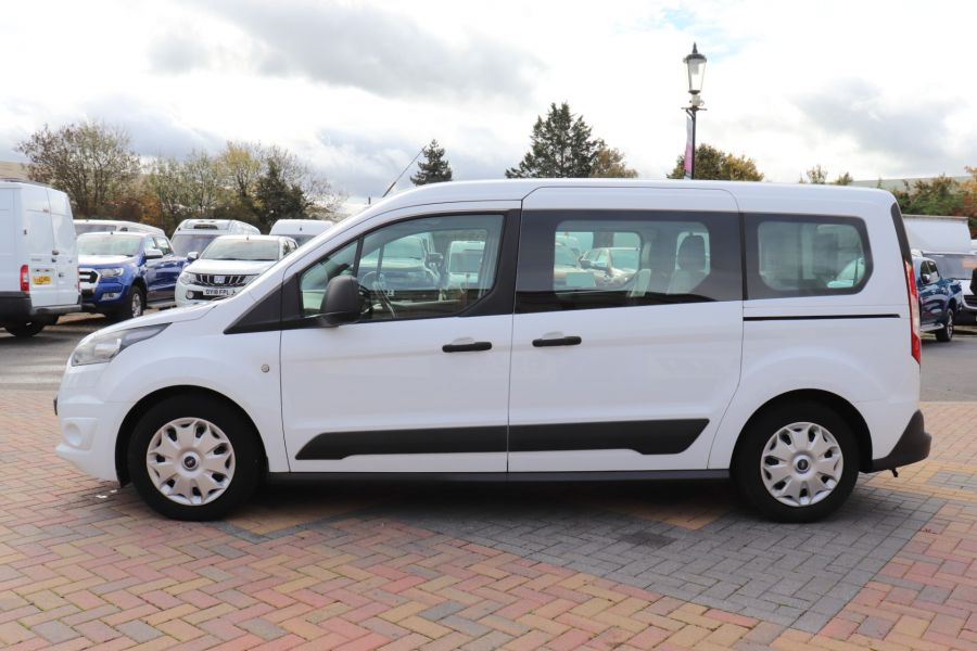 FORD GRAND TOURNEO CONNECT TDCI 95 COMBI VAN WITH WHEELCHAIR ACCESS - 11545 - 9