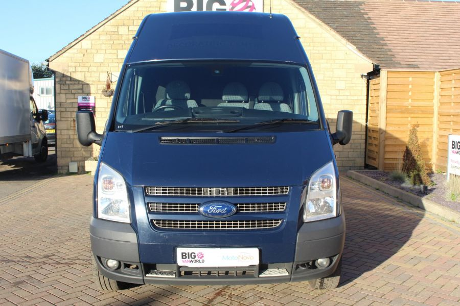 FORD TRANSIT 350 TDCI 125 TREND MWB HIGH ROOF FWD - 6867 - 6