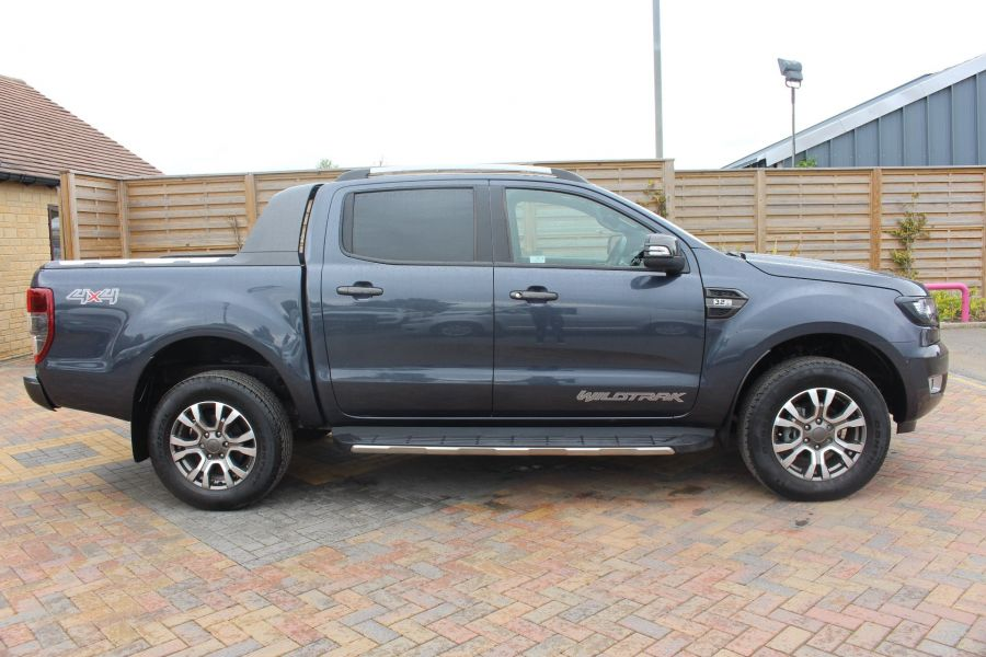 FORD RANGER WILDTRAK TDCI 200 4X4 DOUBLE CAB - 9157 - 4