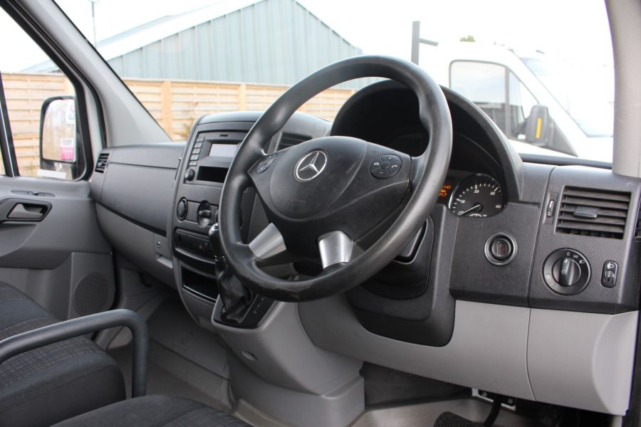 MERCEDES SPRINTER 313 CDI 129 MWB SINGLE CAB NEW BUILD ALLOY DROPSIDE - 9669 - 12