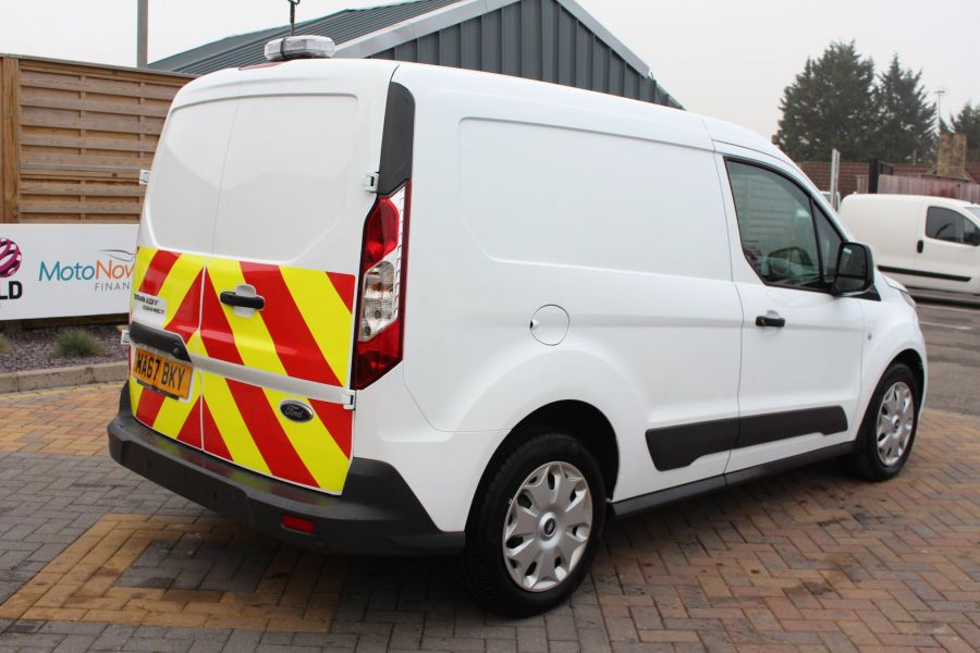 FORD TRANSIT CONNECT 200 TDCI 75 L1 H1 TREND SWB LOW ROOF - 8372 - 5