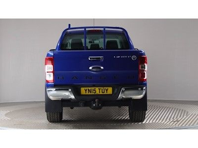 FORD RANGER TDCI 150 LIMITED 4X4 DOUBLE CAB - 11049 - 5