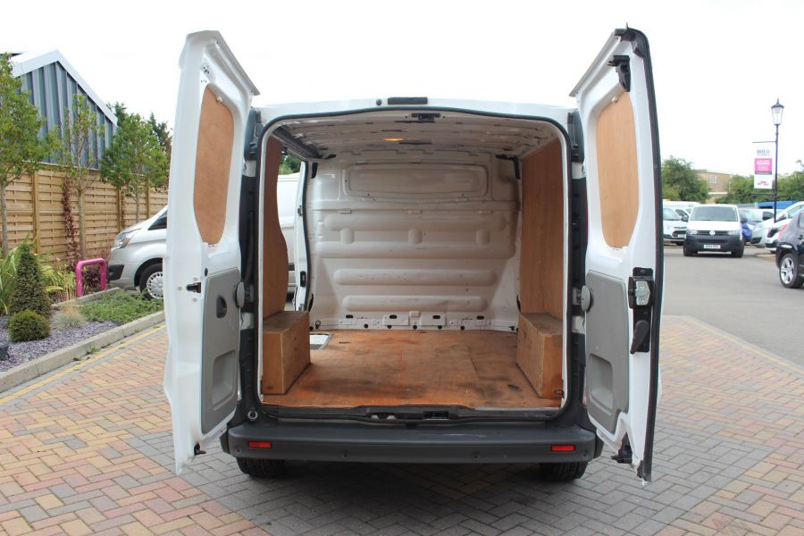 RENAULT TRAFIC SL27 DCI 115 EXTRA SWB LOW ROOF - 6450 - 21
