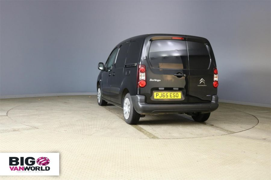 CITROEN BERLINGO 625 BLUEHDI 100 LX L1H1 ETG6 SWB LOW ROOF - 10165 - 4