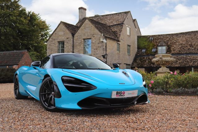 Used MCLAREN 720S in Used Cars Swindon for sale