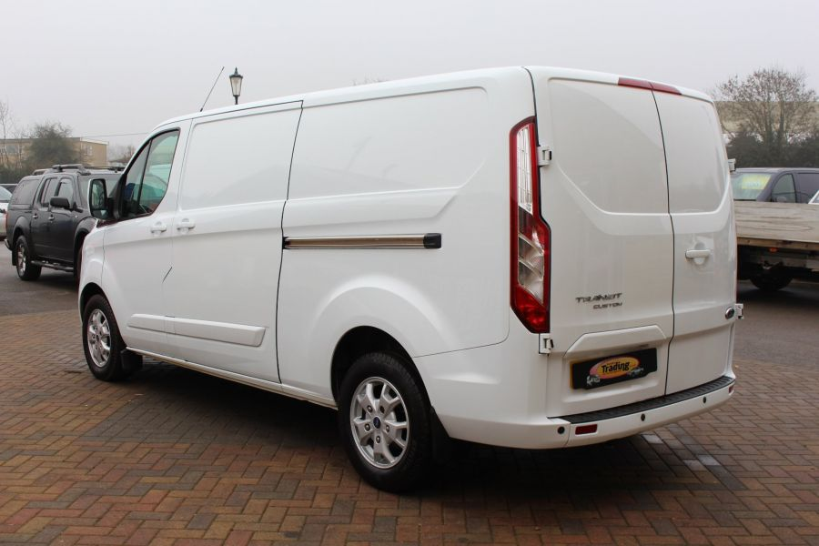 FORD TRANSIT CUSTOM 290 TDCI 125 LIMITED L2 H1 LWB LOW ROOF - 5574 - 5