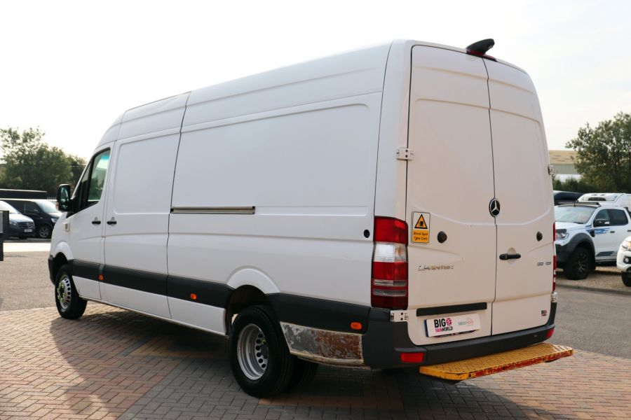 MERCEDES SPRINTER 513 CDI 129 LWB HIGH ROOF DRW - 11183 - 8