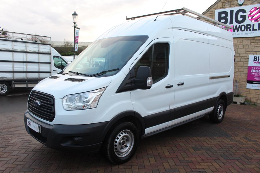 FORD TRANSIT 350 TDCI 125 L3 H3 LWB HIGH ROOF FWD - 6999 - 8
