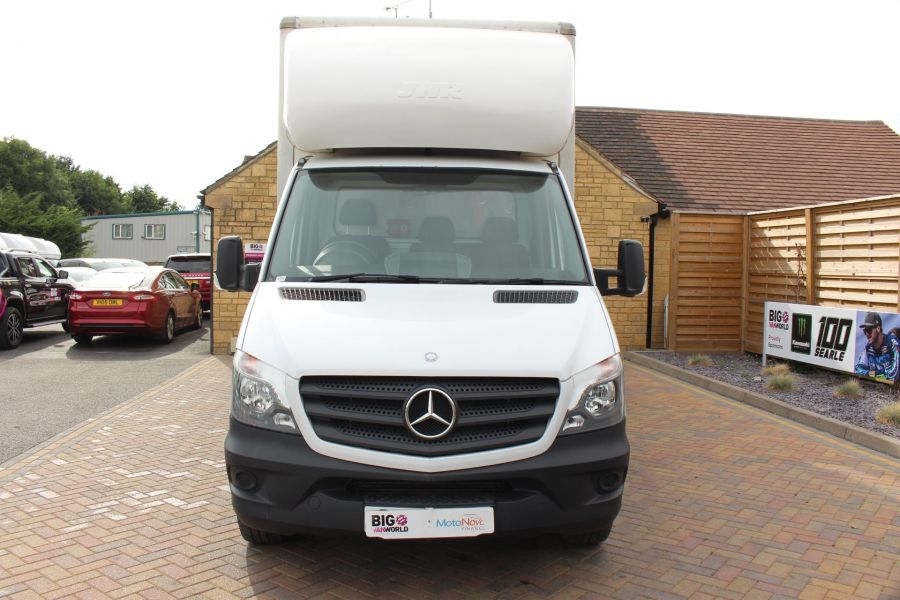 MERCEDES SPRINTER 313 CDI 129 LWB CURTAINSIDER - 7969 - 8