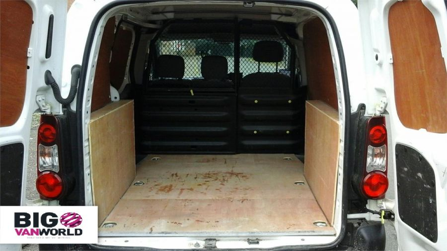 CITROEN BERLINGO 625 HDI 75 L1 H1 ENTERPRISE SWB LOW ROOF - 6663 - 16