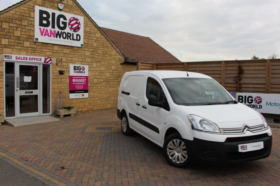 CITROEN BERLINGO 750 HDI 90 L2 H1 LX LWB LOW ROOF - 8454 - 2