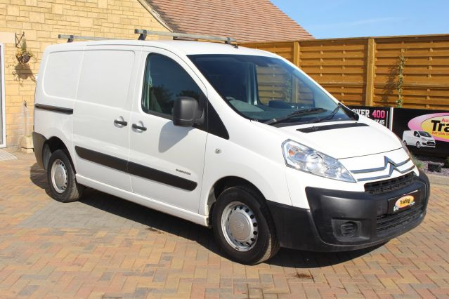 Used CITROEN DISPATCH in Used Vans Swindon for sale