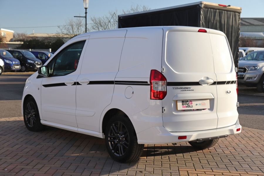 FORD TRANSIT COURIER 1.5 TDCI 100 SPORT - 11601 - 10