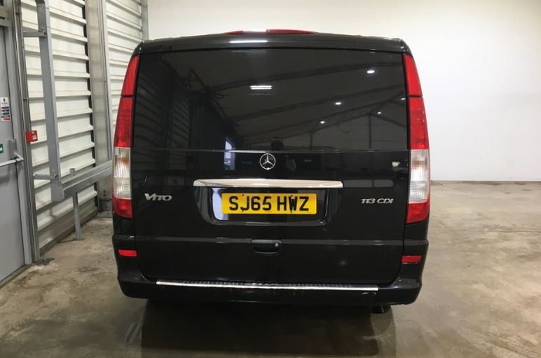 MERCEDES VITO 113 CDI 136 LWB LOW ROOF - 11093 - 5