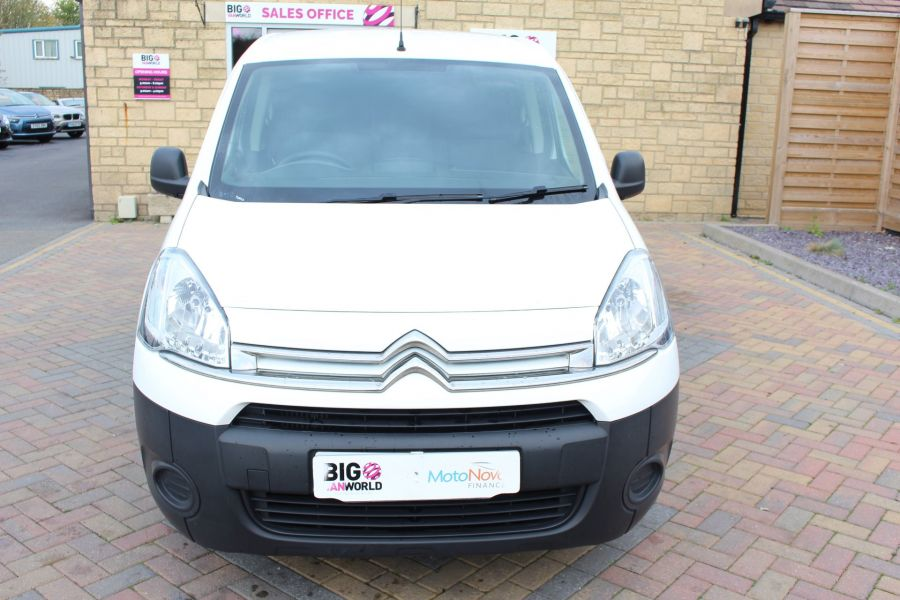 CITROEN BERLINGO 750 HDI 90 L2 H1 LX LWB LOW ROOF - 8454 - 9