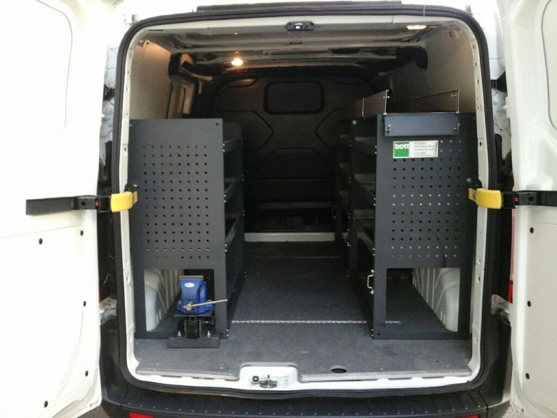 FORD TRANSIT CUSTOM 290 TDCI 105 L1 H1 SWB LOW ROOF FWD - 8880 - 4