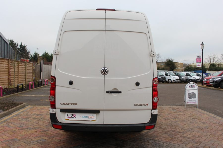 VOLKSWAGEN CRAFTER CR35 TDI 136 LWB HIGH ROOF - 6890 - 6