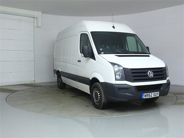 VOLKSWAGEN CRAFTER CR35 TDI 136 MWB HIGH ROOF - 7596 - 1