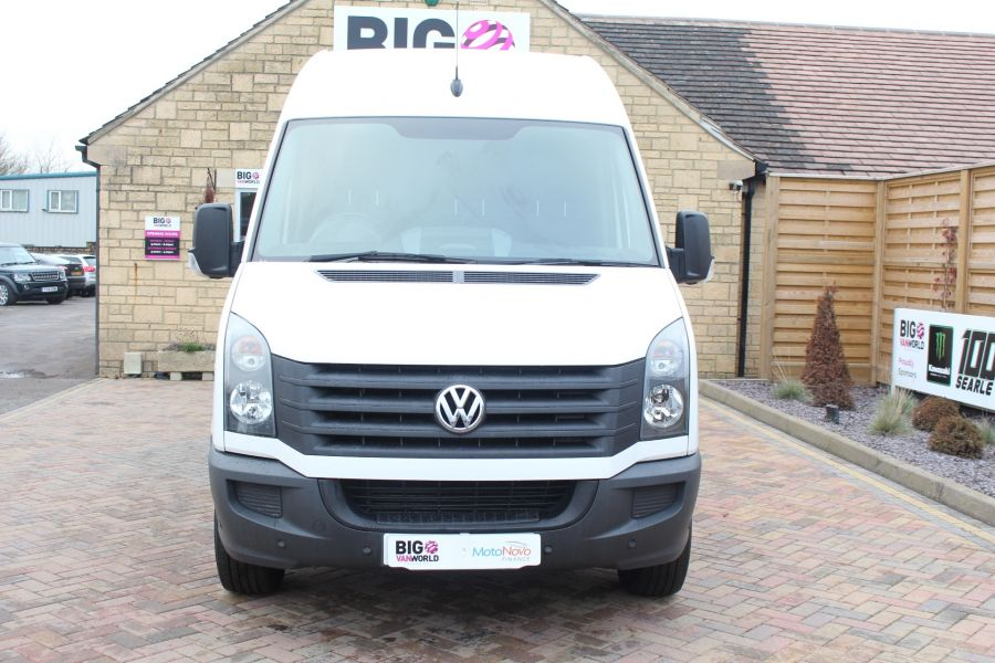 VOLKSWAGEN CRAFTER CR35 TDI 136 LWB HIGH ROOF - 6890 - 9