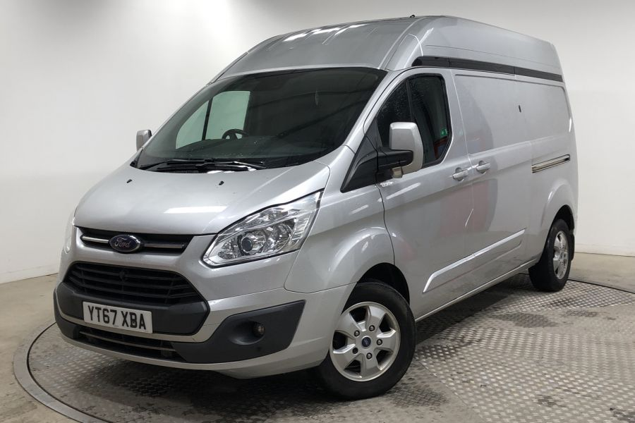 FORD TRANSIT CUSTOM 290 TDCI 170 L2H2 LIMITED LWB HIGH ROOF FWD - 12009 - 5