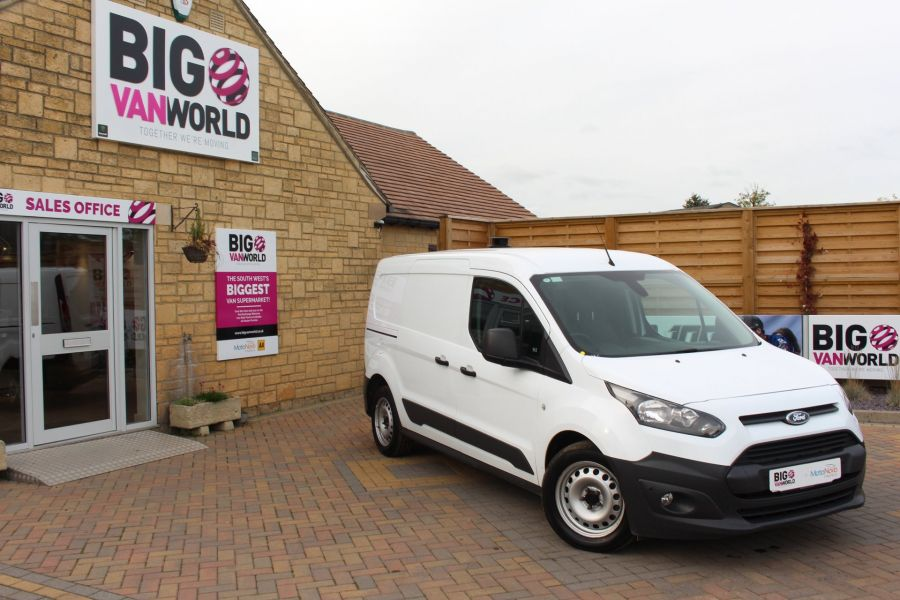 FORD TRANSIT CONNECT 240 TDCI 95 L2 H1 LWB LOW ROOF - 6725 - 1