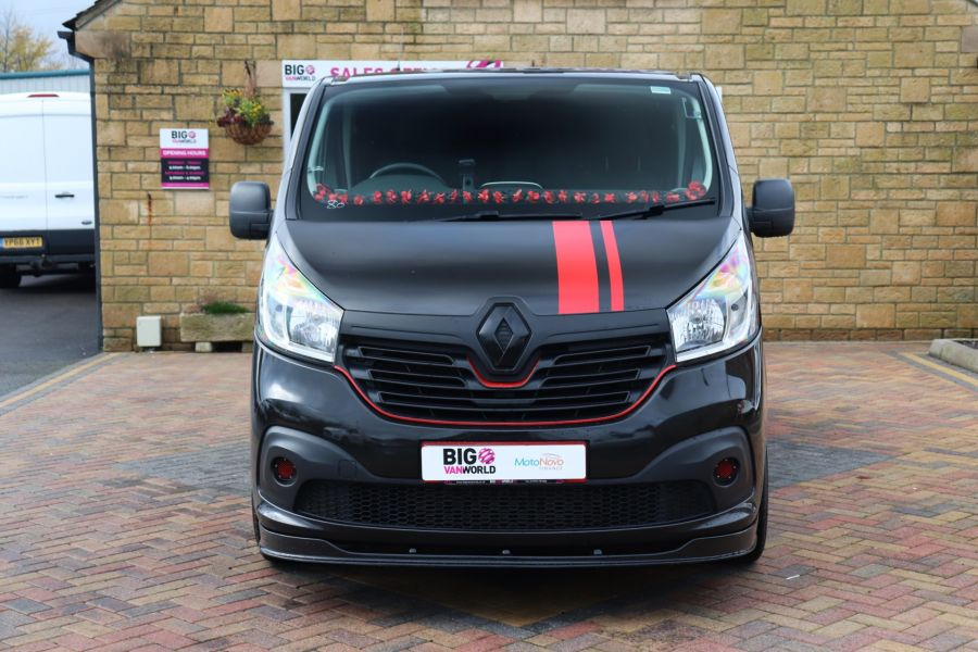 RENAULT TRAFIC SL27 DCI 120 BUSINESS PLUS ENERGY SWB LOW ROOF - 10265 - 10