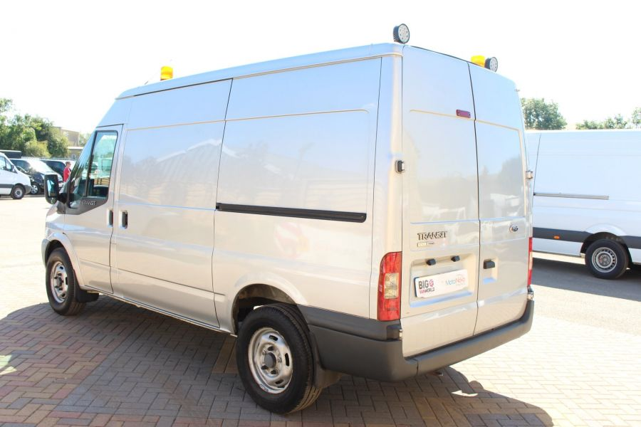 FORD TRANSIT 350 TDCI 100 MWB HIGH ROOF RWD - 6671 - 7