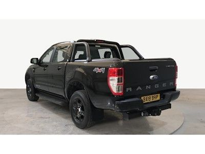 FORD RANGER TDCI 160 BLACK EDITION 4X4 DOUBLE CAB WITH ROLL'N'LOCK TOP - 11531 - 5