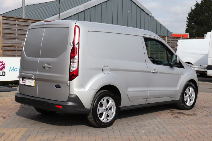 FORD TRANSIT CONNECT 200 TDCI 120 L1H1 LIMITED SWB LOW ROOF  (13867) - 12253 - 8