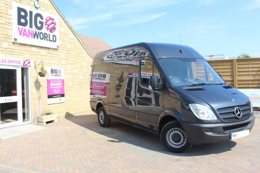 MERCEDES SPRINTER 313 CDI MWB HIGH ROOF - 6269 - 1