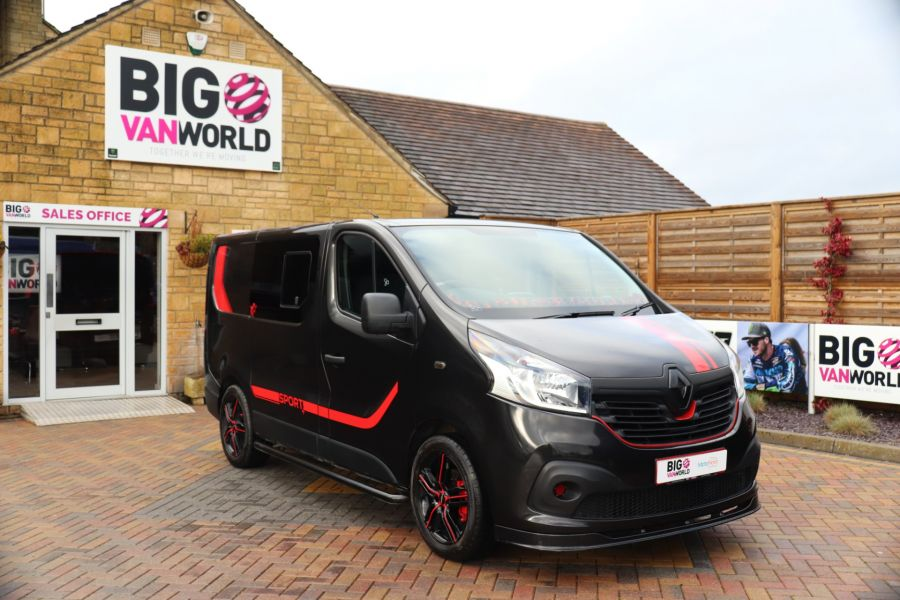RENAULT TRAFIC SL27 DCI 120 BUSINESS PLUS ENERGY SWB LOW ROOF - 10265 - 2